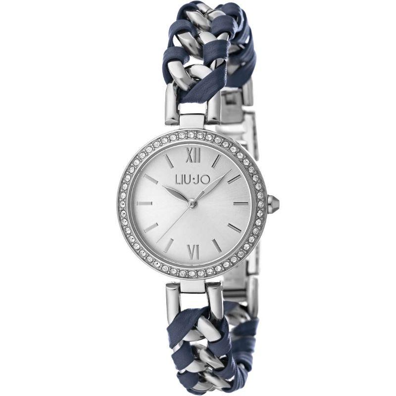 Liu-Jo-orologio-donna-Naira-pelle-blu