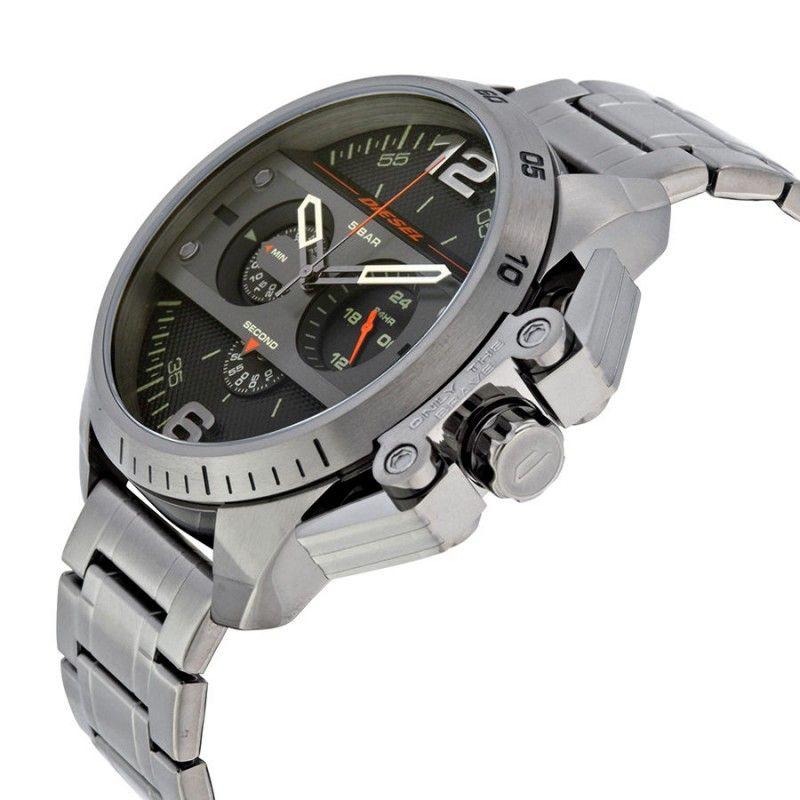 Diesel-Orologio-Cronografo-Uomo-Acciaio